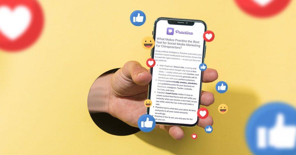 Best Social Media Marketing Tool for Chiropractors